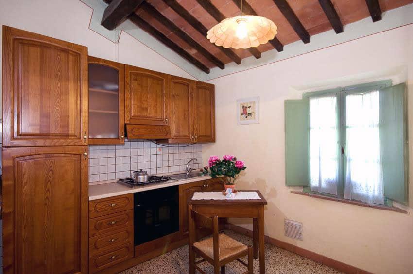 cucina appartamento platano